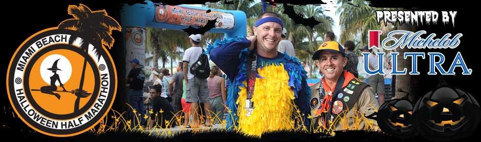 Miami Beach Halloween Half Marathon 2013 Race Results NOW OUT